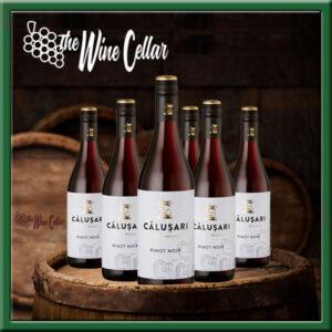 Calusari Pinot Noir (6 bottles)