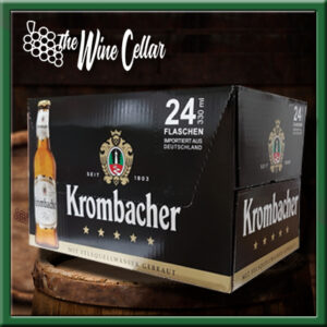Krombacher (24 bottles)