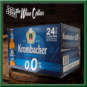 Krombacher NO Alcohol (24 bottles)