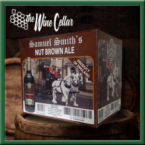 Sam Smiths Nut Brown Ale (12 bottles)