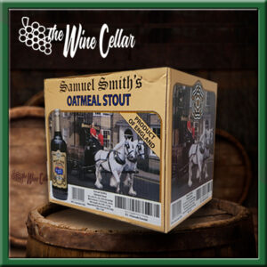 Sam Smiths Oatmeal Stout (12 bottles)