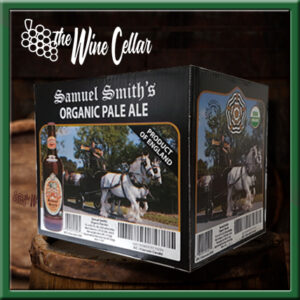 Sam Smiths Pale Ale (12 bottles)