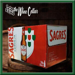 Sagres (24 bottles)