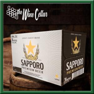 Sapporo (24 bottles)