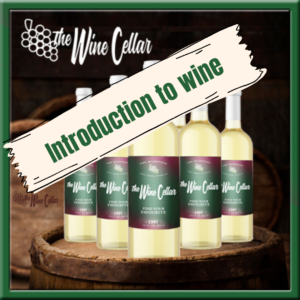 Introduction to Wine – White Case