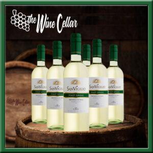 Italian Pinot Grigio (6 bottles)