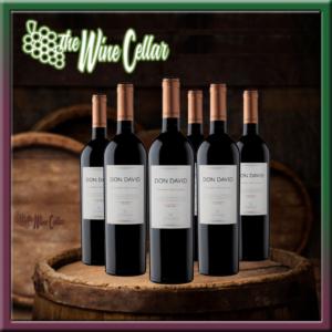 Don David Cabernet Sauvignon Reserve (6 bottles)