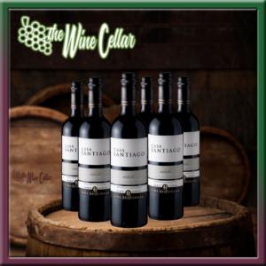 Casa Santiago Merlot (6 bottles)