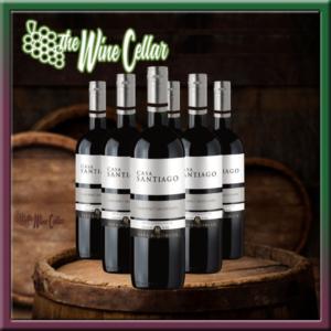 Casa Santiago Cabernet Sauvignon (6 bottles)