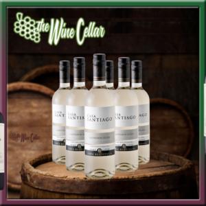 Casa Santiago Sauvignon Blanc (6 bottles)