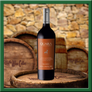 Quara Spec Seleccion Malbec