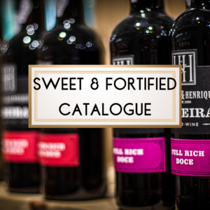 Sweet & Fortified Catalogue