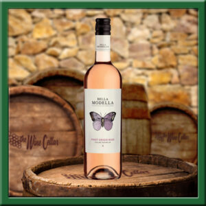 Pinot Grigio Rose Modello La Farfalla