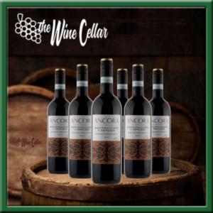 Ancora Montepulciano D'Abruzzo (6 bottles)